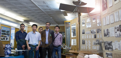 Foreign students of MIPT's Department of Aeromechanics and Flight Engineering visited TsAGI