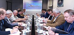 "TsAGI takes part in board meeting of the Association Technology platform ""Air Mobility and Aviation Technologies"""