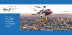 TSaGI takes part in the European Rotorcraft Forum ERF-2017