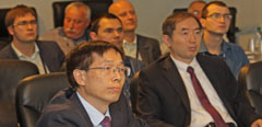 Russian and Chinese scientists discuss the issues of aviation science at TsAGI