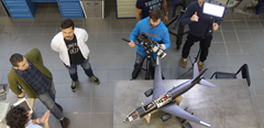 TsAGI specialists take part in film about model making