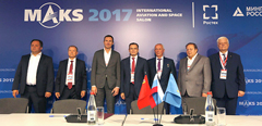 MAKS-2017: key events of TsAGI scientific and business program