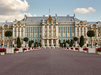 The Congress Education Program – Visiting the Catherine Palace