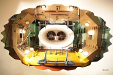 Investigation of aerodynamic characteristics of the MS-21 aircraft model in TsAGI's subsonic wind tunnel T-102