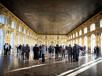 ICAS Congress Participants on trip to the Catherine Palace
